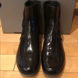 Woman Prada booties, black.  Brand new!